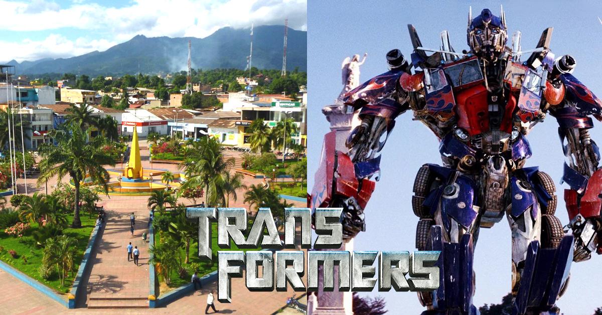 Transformes 7 en Tarapoto