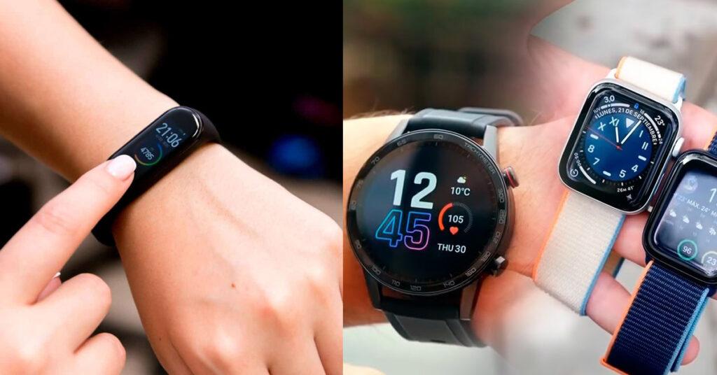 mercado de relojes inteligentes