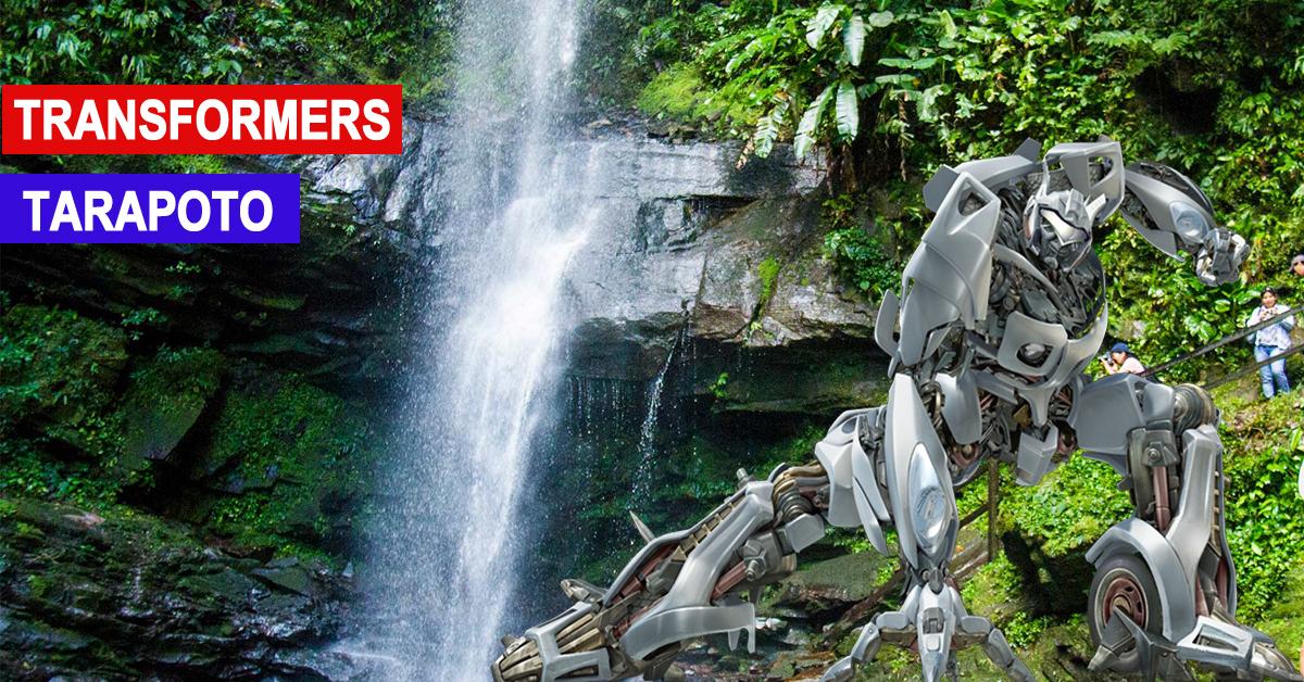 Transformers 7 en Tarapoto